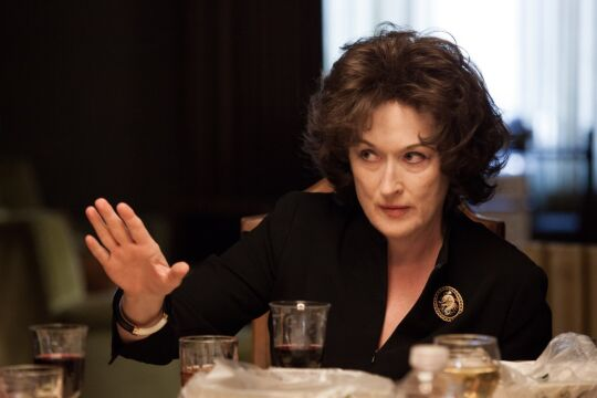 """Nominacja w kategorii """"Najlepsza aktorka pierwszoplanowa"""": Meryl Streep, """"Sierpień w hrabstwie Osage"""""""