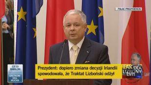 Prezydent: Unia Europejska powinna się rozszerzać