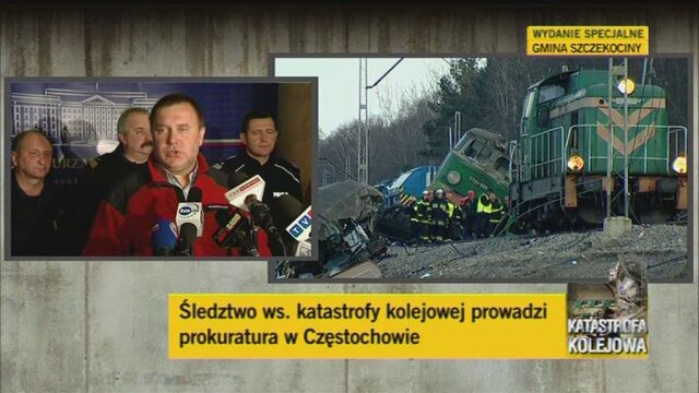 Zidentyfikowano siedem ofiar (TVN24)