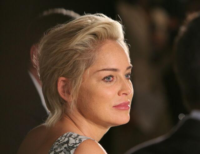 Sharon Stone o recepcie na duchowe piękno