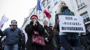 Francja zalegalizowała małżeństwa homoseksualne