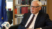 Marek Safjan, ECJ judge, on Polish judiciary in an interview for TVN24