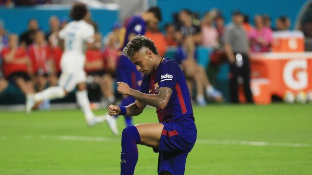 """""""Bez żadnych dyskusji zaakceptował warunki"""". Neymar przeprosił się z Barceloną"""