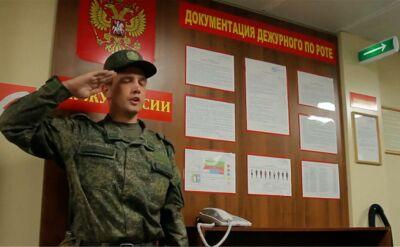 Niespodziewane manewry rosyjskich wojsk