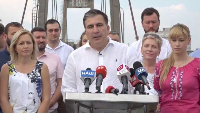 Kandydaci Saakaszwilego niedopuszczeni do wyborów.