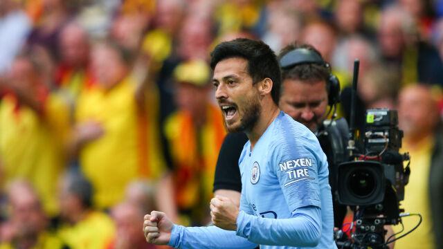 David Silva po dziesięciu latach odejdzie z Manchesteru City