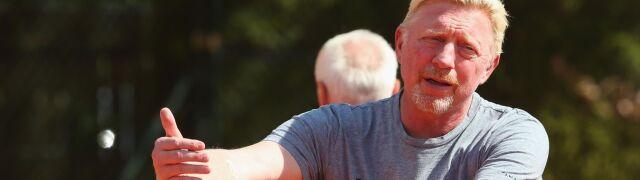 Gigantyczne długi Borisa Beckera.  Pod młotek pójdą nawet skarpetki