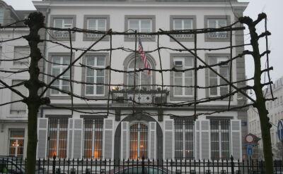Miał planować zamach na ambasadę USA w Belgii. 40-latek aresztowany