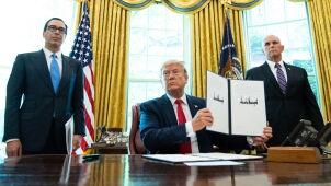 Nowe amerykańskie sankcje wobec Iranu