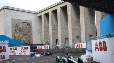 Weekend z Formułą E w Rzymie. Nowy tor, wielkie emocje