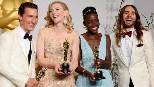 """Siedem Oscarów dla """"Grawitacji"""". """"Zniewolony"""" najlepszym filmem"""