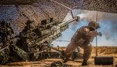 Artyleria Marines ostrzeliwuje dżihadystów