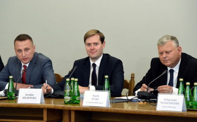 Marek Suski żąda przeprosin od Krzysztofa Brejzy