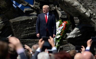 Trump: więź transatlantycka jest być może silniejsza niż kiedykolwiek