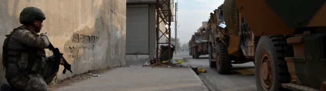 """Turcja zareaguje, jeśli rząd syryjski """"popełni błąd"""""""