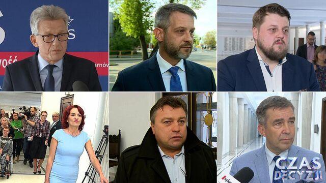 Piotrowicz, Krynicka, Kosecki, Cimoszewicz. Ich nie zobaczymy już w Sejmie