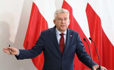 Karczewski: wszystko na to wskazuje, że ja będę kandydatem na marszałka Senatu