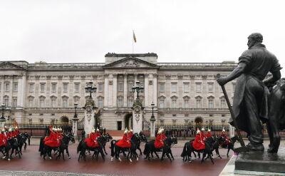 Królowa Elżbieta II wygłosiła w poniedziałek mowę tronową