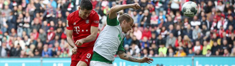 Bayern stracił punkty w doliczonym czasie