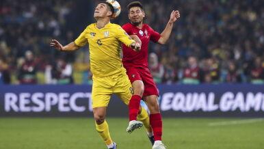 Ukraińcy jadą na Euro 2020