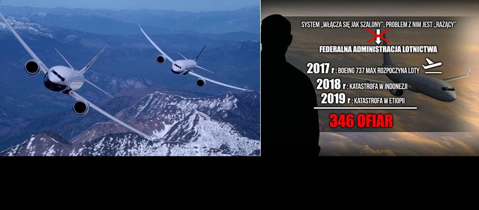 W katastrofach zginęło prawie 350 osób. Boeing miał wiedzieć o problemach z modelami 737 MAX