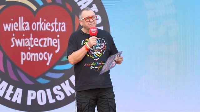Owsiak ogłosił hasło i cel zbiórki 28. Finału WOŚP
