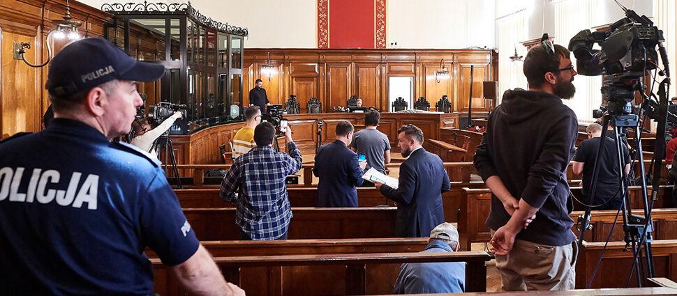 Wyroki więzienia w sprawie Amber Gold