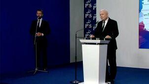 Kaczyński: otrzymaliśmy legitymację, by kontynuować dobrą zmianę
