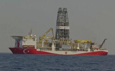 UE zapowiada sankcje na Turcję w związku z wierceniami wokół Cypru