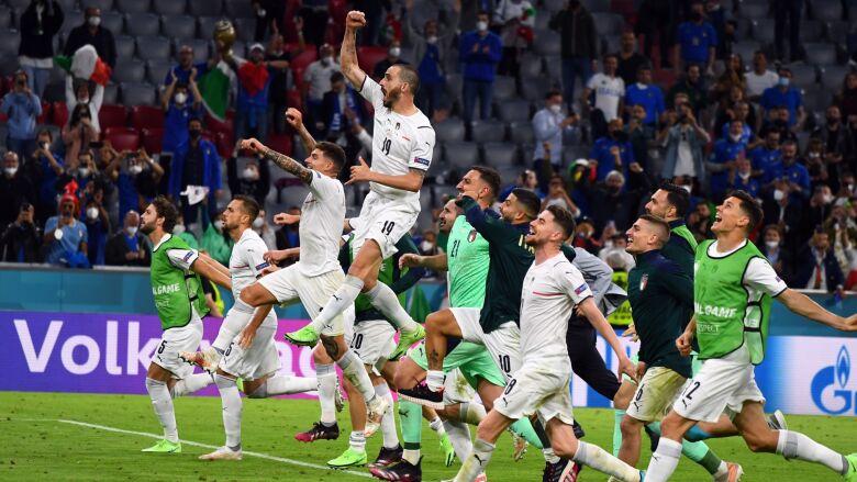 Włoska drużyna jak legendarna aktorka.