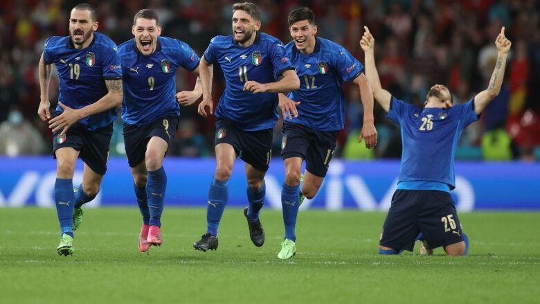 Karne i szaleństwo. Włosi w finale mistrzostw Europy