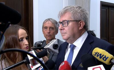 Czarnecki o oświadczeniu Kuchcińskiego: być może nie jest to kłamstwo, tylko po prostu brak dostatecznej informacji