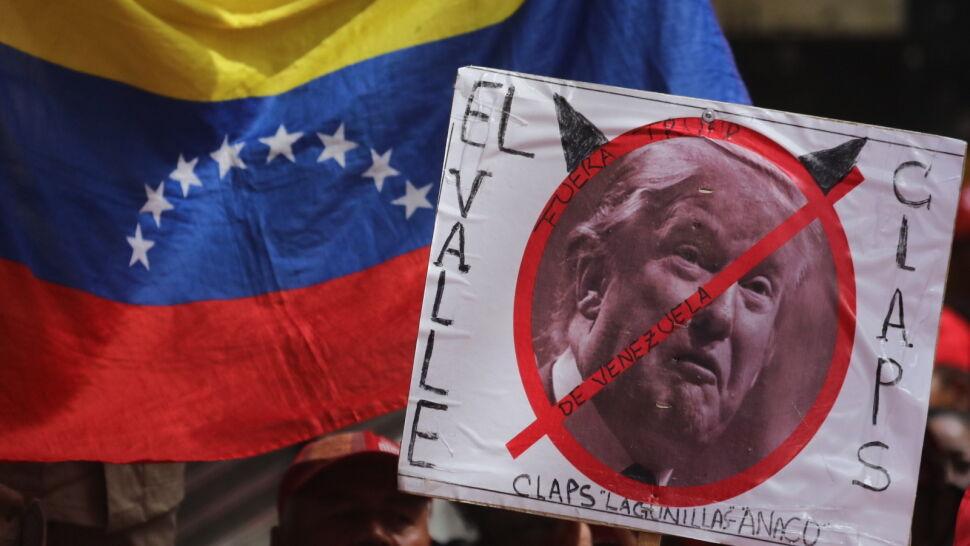 """Maduro zapowiada ukaranie """"zdrajców"""""""