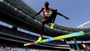 Mistrz olimpijski zakażony koronawirusem