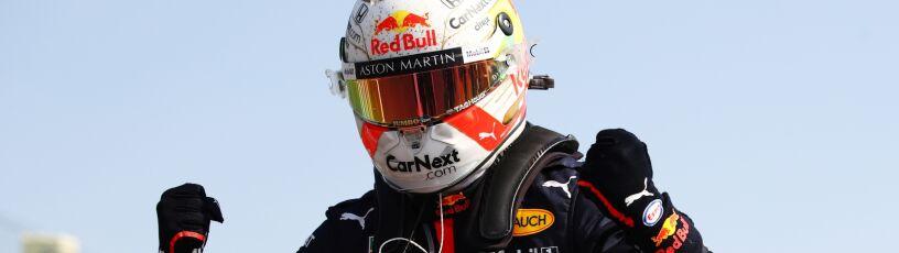 Idealna strategia, genialny Verstappen. Mercedes przechytrzony