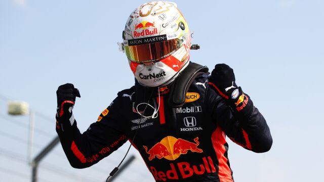 Idealna strategia, genialny Verstappen. Mercedes przechytrzony pierwszy raz w sezonie