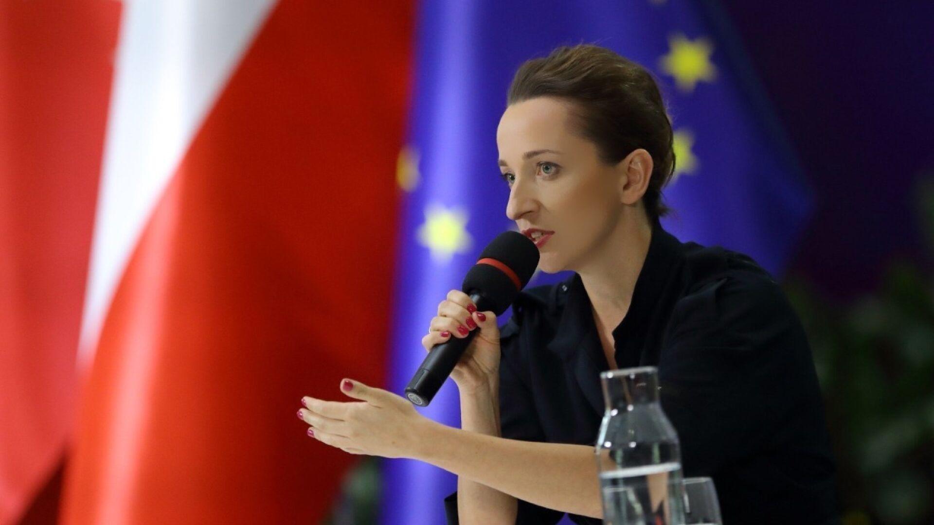 Zuzanna Rudzińska-Bluszcz – wiek, życiorys. Kandydatka na ...