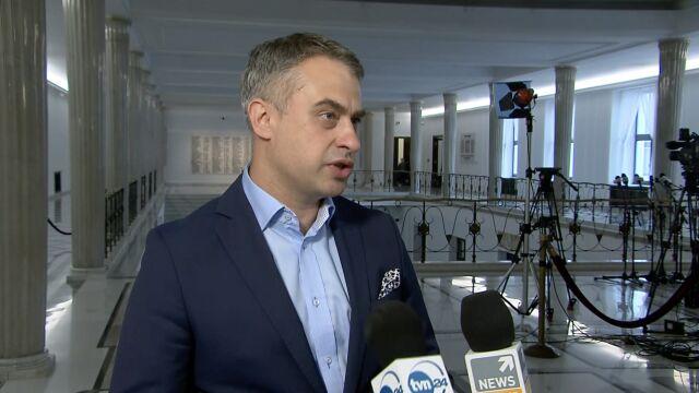 Krzysztof Gawkowski o obecności na Zgromadzeniu Narodowym