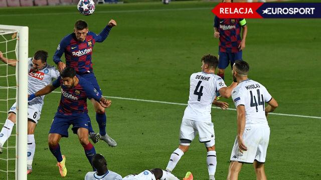 Barcelona - Napoli 3:1 [RELACJA]