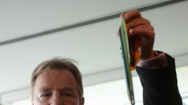 Supron oddał medal olimpijski. Chce zapasów na igrzyskach