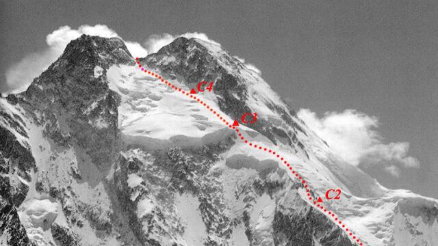 Po zdobyciu Broad Peak Polacy mają problemy z zejściem