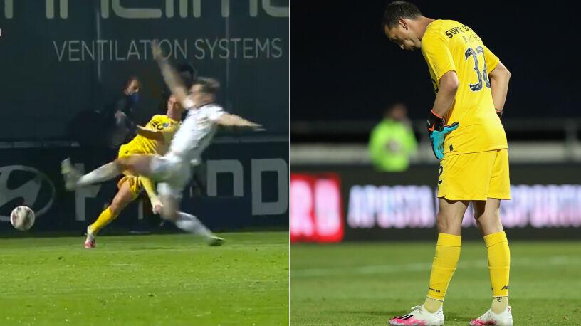 Fatalny błąd w kontekście walki o mistrzostwo. Bramkarz Porto podarował gola rywalom