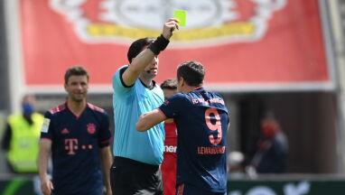 Lewandowski wykluczył się z ligowego meczu.