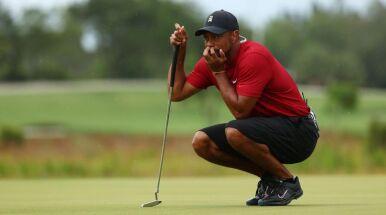 Tiger Woods miał poważny wypadek samochodowy