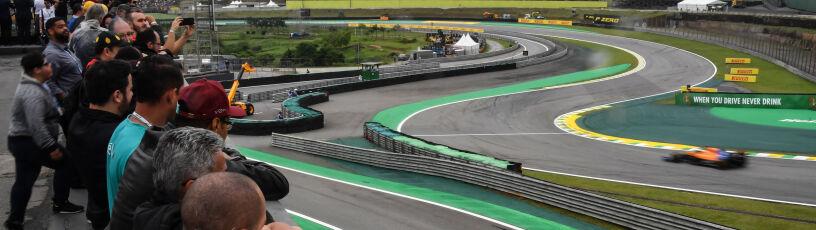 """W Brazylii kibice zobaczą wyścig F1 z trybun. """"Przygotowania trwają bez zakłóceń"""""""
