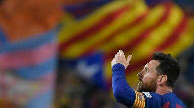Ważny ruch Messiego w kontekście przyszłości w Barcelonie. Nie aktywował specjalnej klauzuli