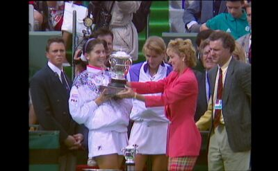 You Say We Play: triumf Seles w Roland Garros w 1992