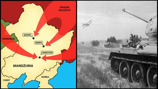 Złamana umowa, szybki pogrom i zmiana granic. Jak Stalin uderzył na Japonię