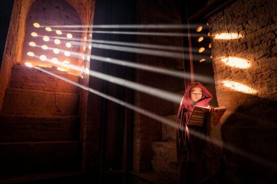 """""""Źródło światła"""". Pagan: starożytne miasto w Birmie - Marcelo Castro"""