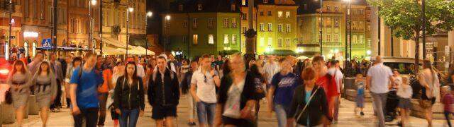 Warszawa ma wyższy poziom PKB na mieszkańca niż Niemcy? Sprawdzamy słowa prezesa PiS
